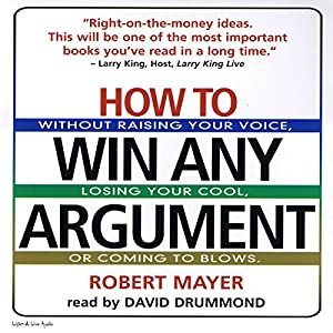 How to Win Any Argument Audiobook