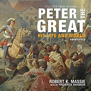 Peter the Great Audiobook