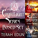 Courtlight Series Boxed Set (Books 1, 2, 3) Audiobook by Terah Edun Narrated by Ashley Arnold