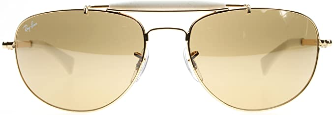 ray ban arista gold 75tz  ray ban aviator 3309 arista gold