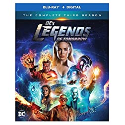 DC's Legends of Tomorrow: The Complete Third Season [Blu-ray]