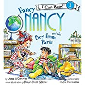 Fancy Nancy and the Boy from Paris | Jane O'Connor, Robin Preiss Glasser