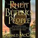 Rhett Butler's People Audiobook by Donald McCaig Narrated by John Bedford Lloyd