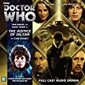 Doctor Who - The Justice of Jalxar Audiobook by John Dorney Narrated by Tom Baker, Mary Tamm, Trevor Baxter, Christopher Benjamin