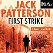 The Brady Hawk Series, Books 1-3 | Jack Patterson