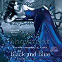 Black and Blue (       UNABRIDGED) by Gena Showalter Narrated by George Newbern
