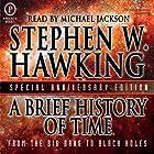 A Brief History of Time Hörbuch von Stephen Hawking Gesprochen von: Michael Jackson