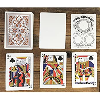 1864 Saladee's Patent Playing Cards Limited (limited to 1864)