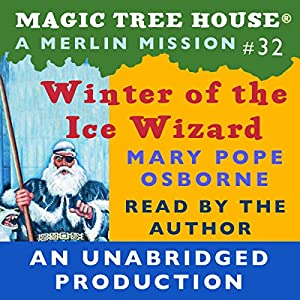 Magic Tree House, Book 32 Audiobook