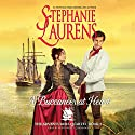 A Buccaneer at Heart: The Adventurers Quartet, Book 2 Audiobook by Stephanie Laurens Narrated by Steve West