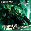 Night of the Long Shadows: Eberron: The Inquisitives, Book 2 Audiobook by Paul Crilley Narrated by Steve West