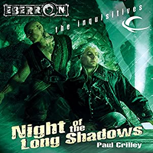Night of the Long Shadows Audiobook