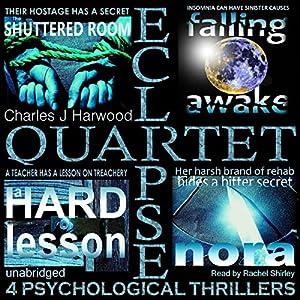 Eclipse Quartet: 4 Psychological Thrillers Audiobook