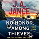 No Honor Among Thieves: An Ali Reynolds Novella (       UNABRIDGED) by J. A. Jance Narrated by Karen Ziemba