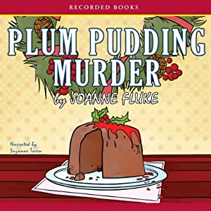 Plum Pudding Murder Audiobook