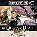 The Queen of Death: Eberron: The Lost Mark, Book 3 Audiobook by Matt Forbeck Narrated by Claire Christie