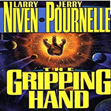 The Gripping Hand Audiobook by Jerry Pournelle, Larry Niven Narrated by L. J. Ganser