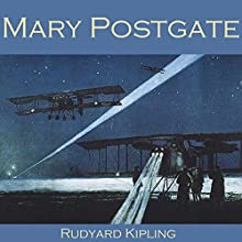 Mary Postgate Audiobook by Rudyard Kipling Narrated by Cathy Dobson