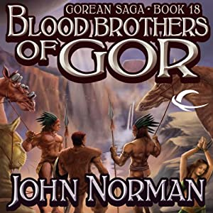 Blood Brothers of Gor Audiobook