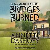 Bridges Burned: Zoe Chambers Mystery, Book 3 | Annette Dashofy