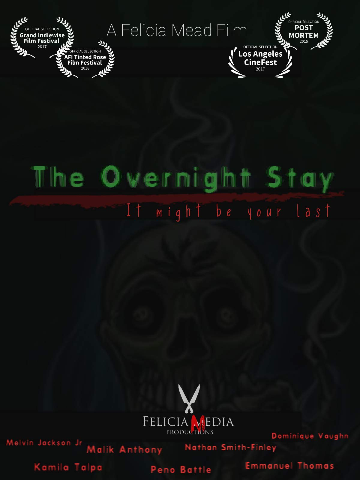 Overnight Stay on Amazon Prime Instant Video UK