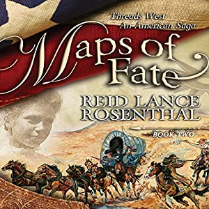 Maps of Fate Audiobook