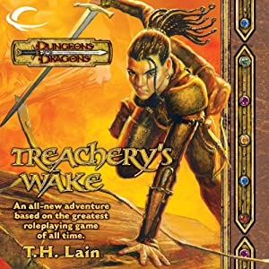Treachery's Wake Audiobook