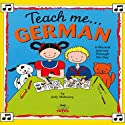 Teach Me German Audiobook by Judy R Mahoney Narrated by Maria Hassett