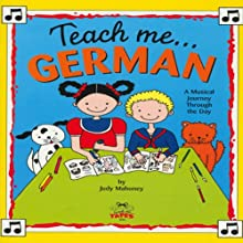 Teach Me German (       UNABRIDGED) by Judy R Mahoney Narrated by Maria Hassett
