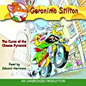 Geronimo Stilton Book 2: The Curse of the Cheese Pyramid (       UNABRIDGED) by Geronimo Stilton Narrated by Edward Hermann