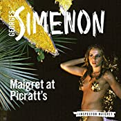 Maigret at Picratt's: Inspector Maigret, Book 36 | Georges Simenon