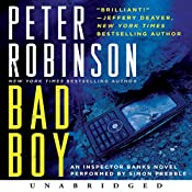Bad Boy: An Inspector Banks Novel | Peter Robinson
