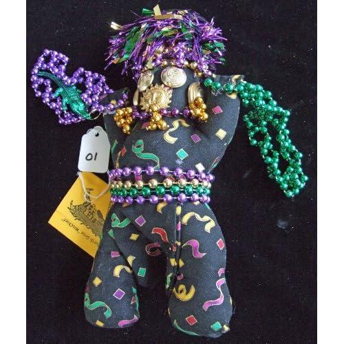 Amazon.com - New Orleans Mardi Gras Mischief Doll 01