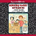 Horrible Harry and the June Box Audiobook by Suzy Kline Narrated by Johnny Heller