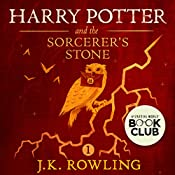 Harry Potter and the Sorcerer's Stone, Book 1 | [J.K. Rowling]