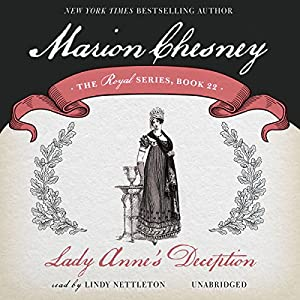 Lady Anne's Deception Audiobook