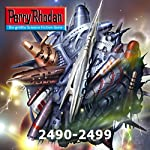 Perry Rhodan: Sammelband 10 (Perry Rhodan 2490-2499) | Wim Vandemaan,Christian Montillon,Uwe Anton,Leo Lukas,Arndt Ellmer,Horst Hoffmann