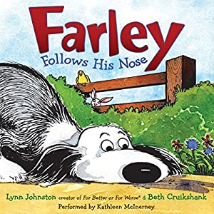 Farley Follows His Nose Audiobook