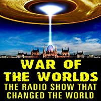 War of the Worlds audio book