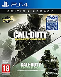 Call of Duty : Infinite Warfare Legacy Edition
