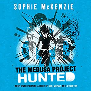 The Medusa Project: The Hunted Audiobook