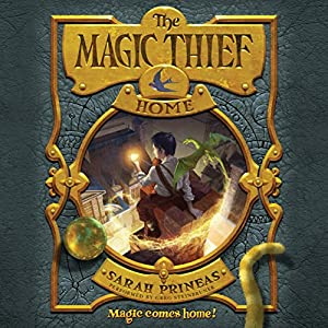 The Magic Thief: Home Audiobook