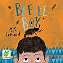 Beetle Boy Audiobook by M. G. Leonard Narrated by M. G. Leonard