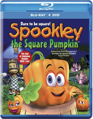 Spookley The Square Pumpkin (With DVD, Full Frame, 2PC)