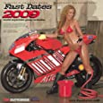 Fast Dates 2009 World Superbike Swimsut Model Calendar