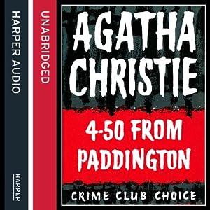 4.50 from Paddington Audiobook
