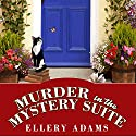 Murder in the Mystery Suite: Book Retreat Mystery, Book 1 (       UNABRIDGED) by Ellery Adams Narrated by Johanna Parker