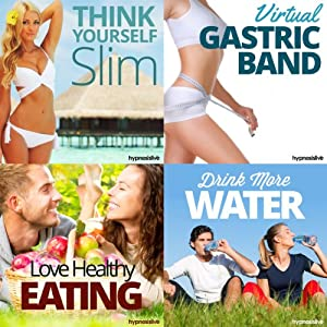 The Ultimate Weight Loss Hypnosis Bundle: Feel Those Pounds Just Fall Off, with Hypnosis | [Hypnosis Live]
