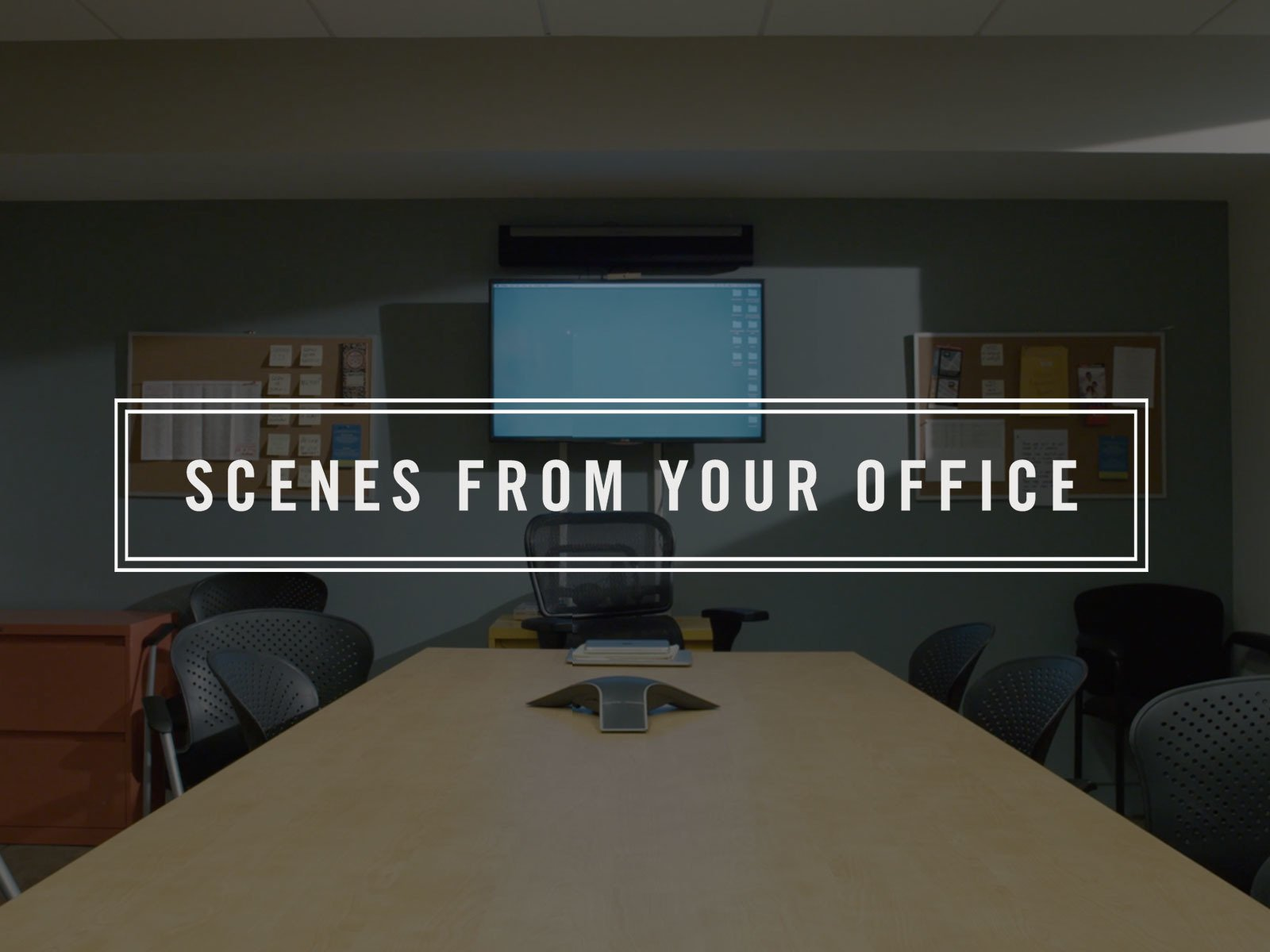 Scenes from Your Office - Season 1