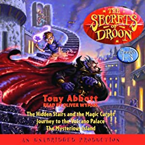 The Secrets of Droon, Book 1 | [Tony Abbott]